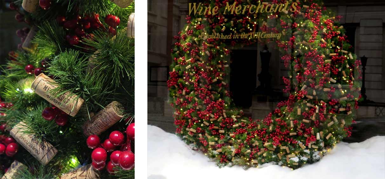 Christmas visual merchandiser London