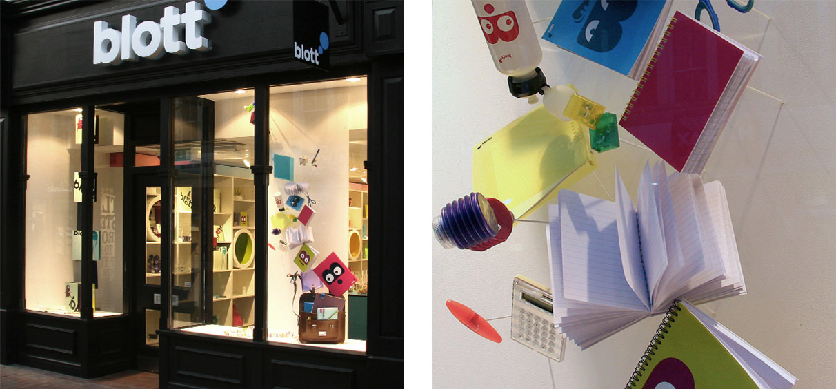 BLOTT_stationary-window-display-company