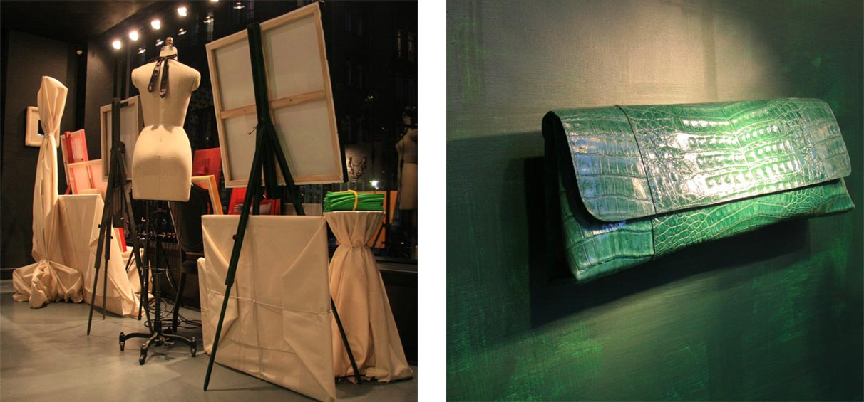 Coutute-Lab-London-window-display visual merchandiser London
