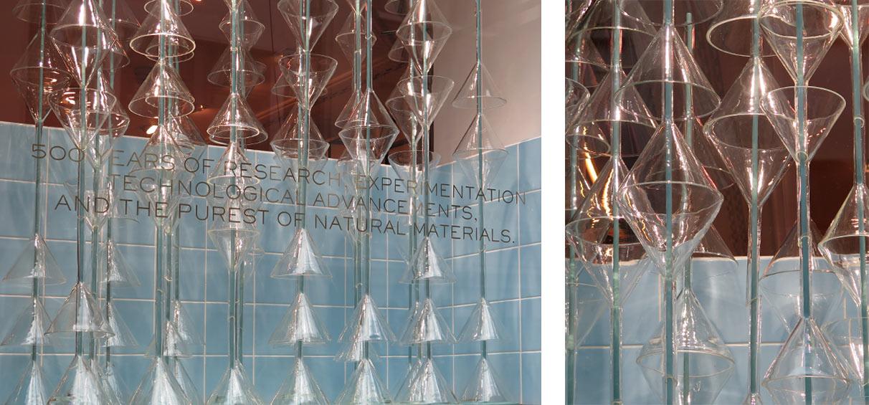 scabal tailoring window display company london