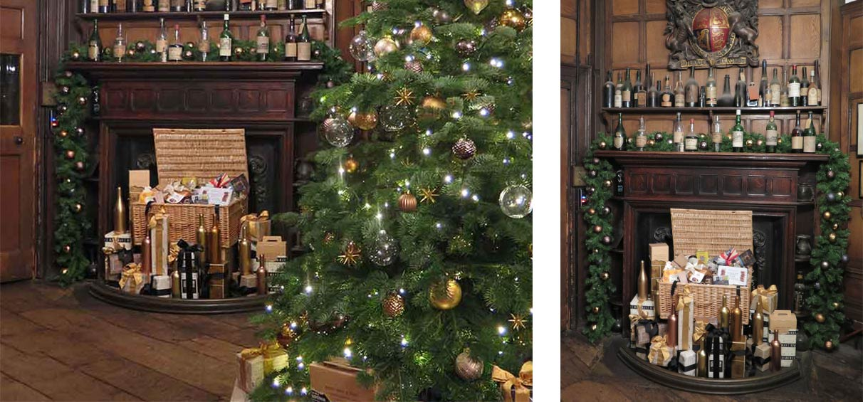 retail christmas tree decoration London