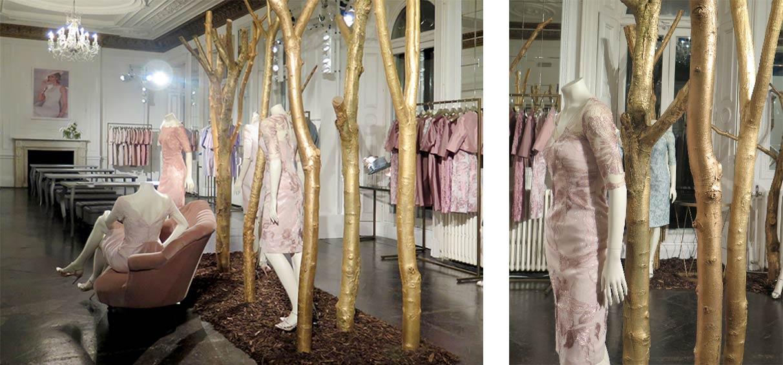 fashion showroom styling London