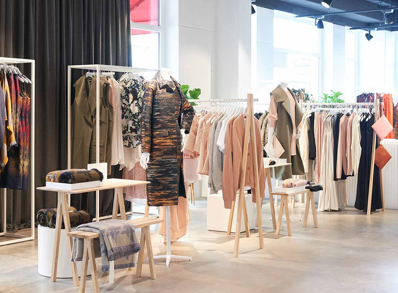 Pop Up retail visual merchandising London