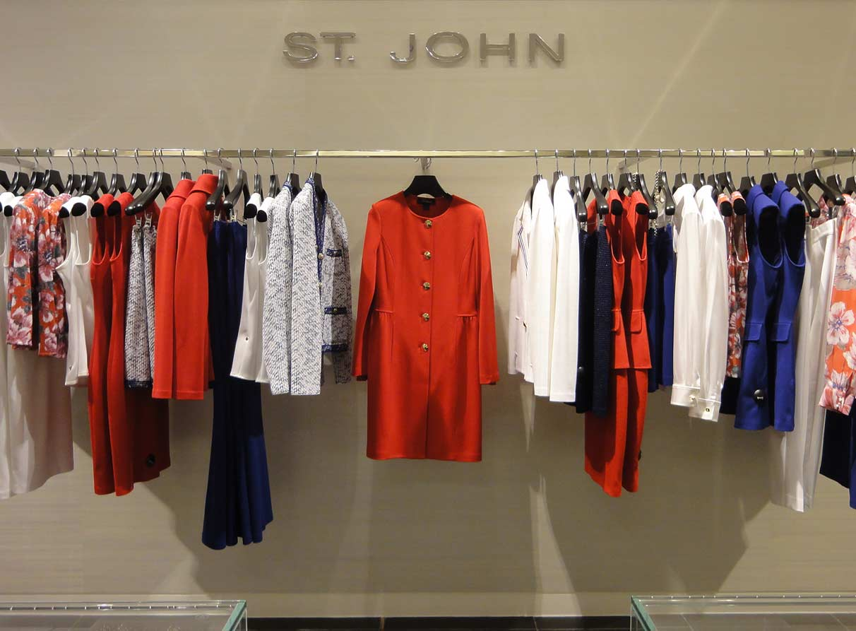 Womenswear visual merchandiser London