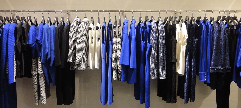Womenswear freelance visual merchandiser London