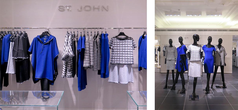 womenswear visual merchandising company