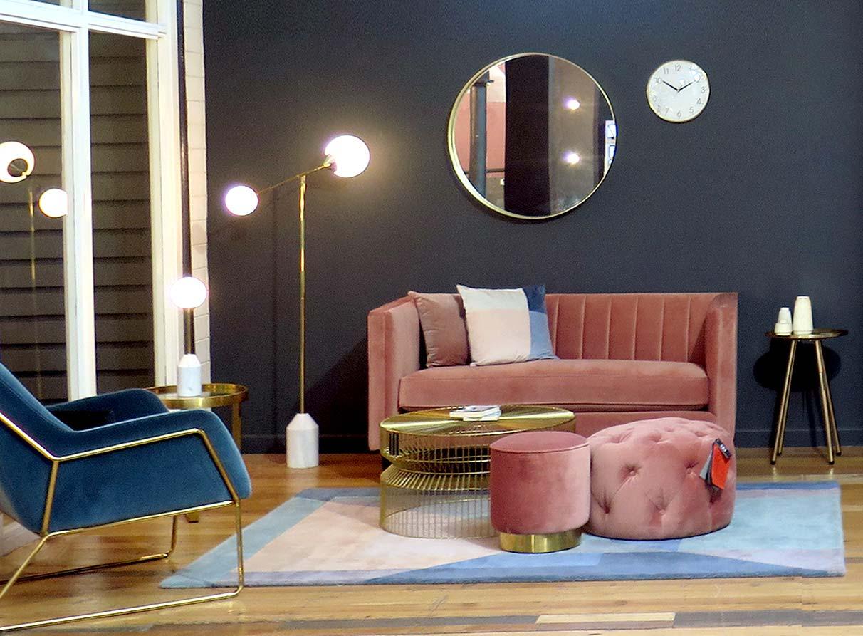 furniture-showroom-visual-merchandising company London